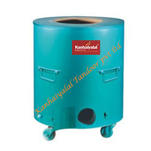 Mild Steel Drum Tandoor