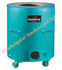 Mild Steel-Drum Tandoor