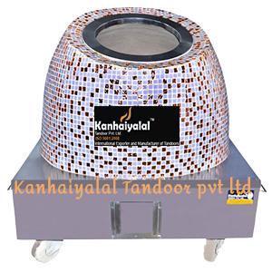 Mosaic TileTandoor