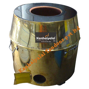 Brass Barrel Tandoor