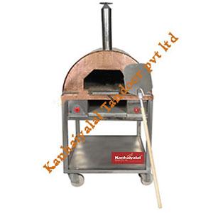 Copper Pizza Oven