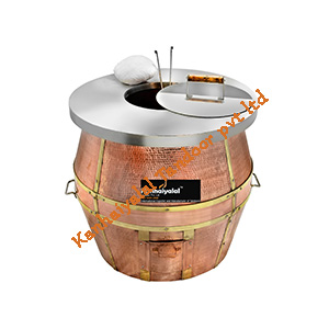 Copper Barel Tandoor
