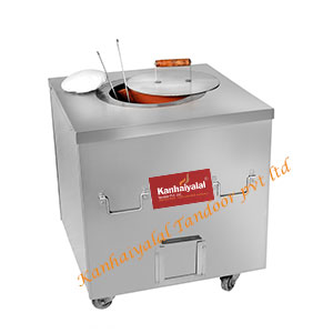 Restaurant Kitchen Tandoor